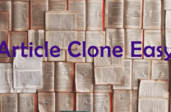 Article Clone Easy